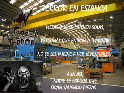 PORTADA Fanzine CGesTⒶ mp nº 48 TERROR EN ESTANCA