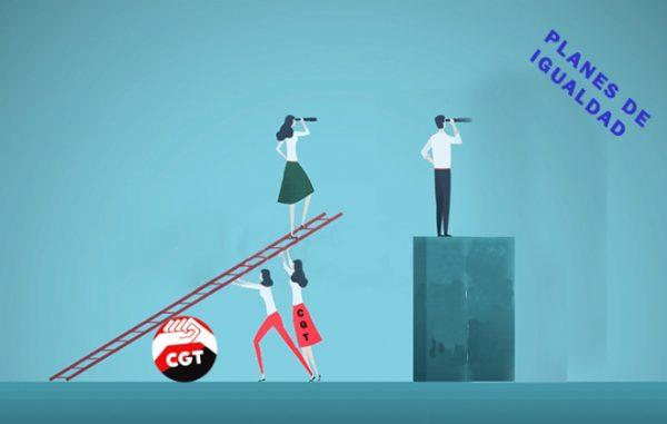 ¡¡ Ya tenemos Plan de igualdad !!: CGT-LKN Firma el primer plan de igualdad de Gestamp Bizkaia