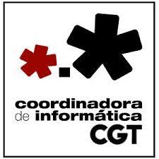 coordinadora informatica cgt