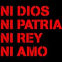 Ni dios, ni amo, ni estado