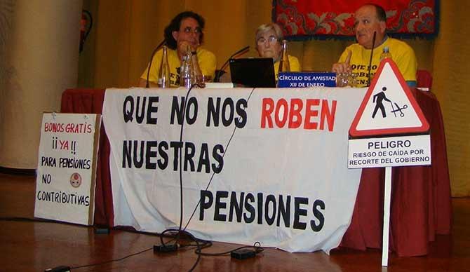 La rebelión de 1.500 pensionistas vascos que llevarán su sistema a los tribunales
