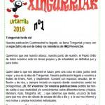 Txingurriak Boletín de IMQ prevención