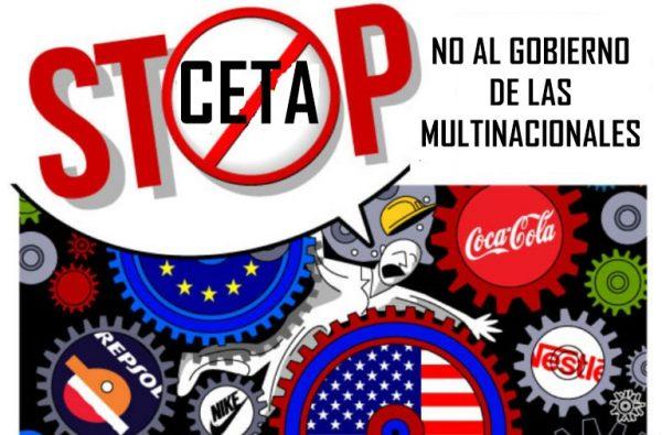 Resultado de imagen de CETA CGT