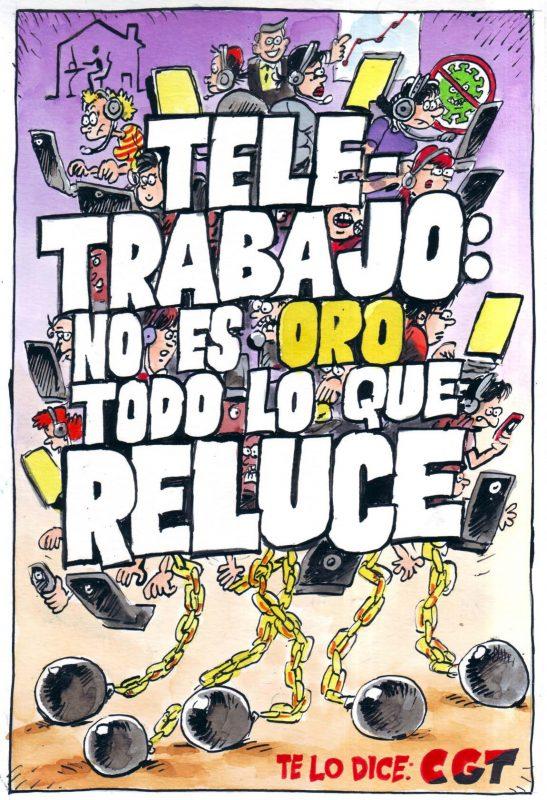 RESUMEN LEY DE TELETRABAJO