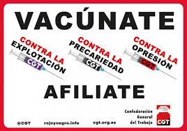 AFÍLIATE, Vacúnate: La sociedad está enferma, desigualdad, precariedad, corrupción, crisis-estafa…