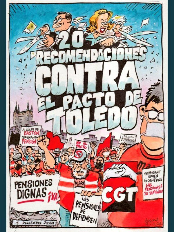 COMIC: PACTO DE TOLEDO