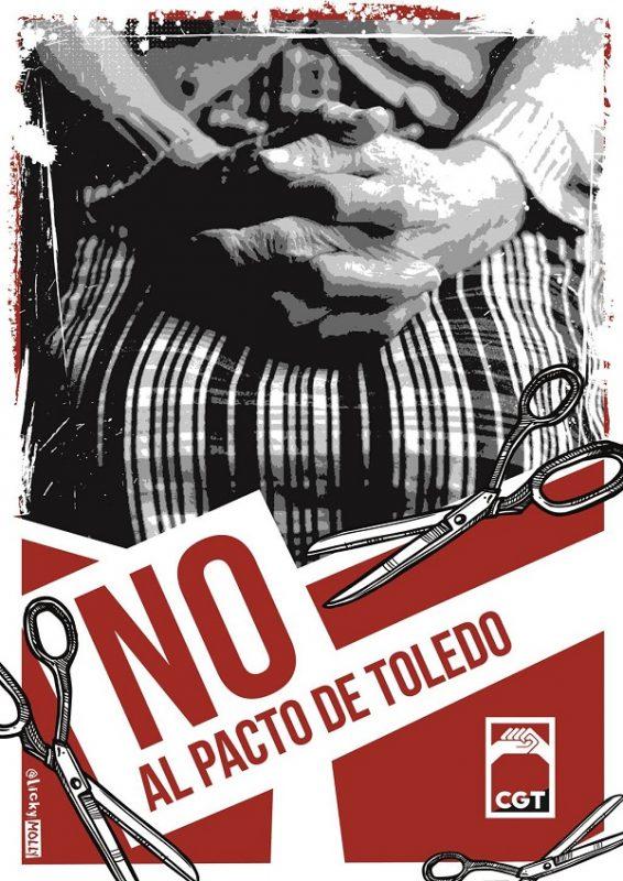 No al pacto de Toledo: Recomendaciones frente al Pacto de Toledo