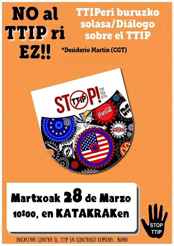 TTIP charla grande
