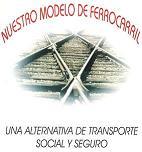 por un tren social cgt