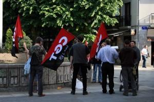 Concentración a favor detenidos 22-M 002