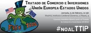 TRATADO COMERCIAL UE y EEUU