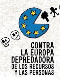 """a U€, es una """"fábrica"""" de generar pobreza, precariedad y exclusión."""