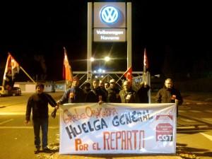Pikete Volkswagen 14N