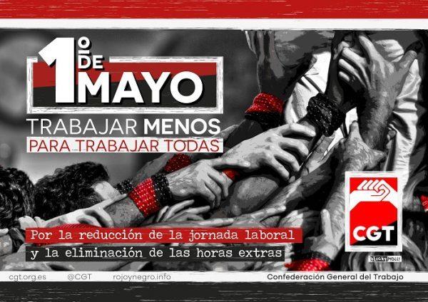 Manifiesto 1º de Mayo