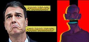 """¿Por qué Sánchez no derogará la """"Ley Mordaza"""", ni las Reformas Laborales?"""