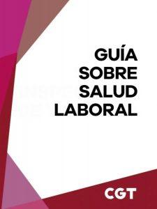Guía sobre Salud Laboral 2021 de CGT